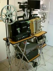 camescope transfert de film