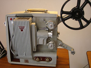 Transfert film en 9,5 mm et 16 mm